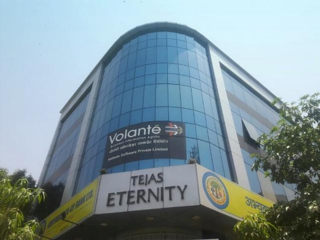 Pune Volante office