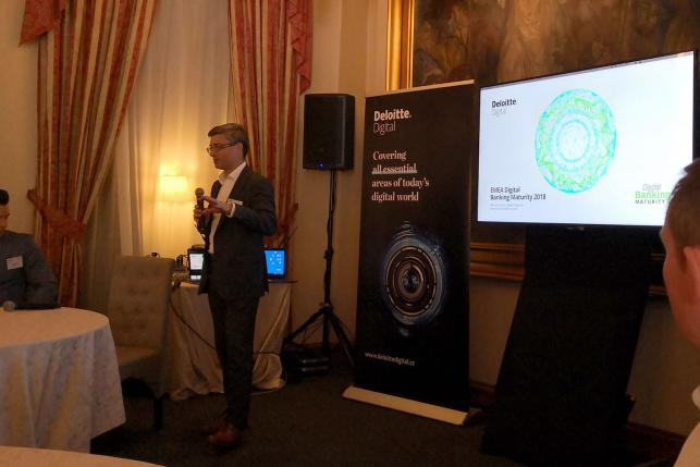 Deloitte Breakfast Briefing 1