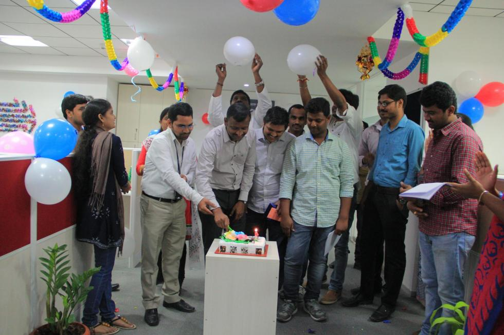 Time to celebrate achievements of the Hyderabad team over the last 12 months
