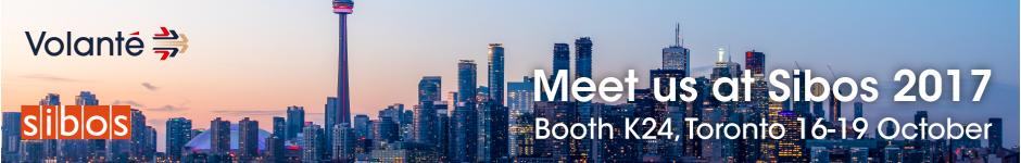 Meet us at Sibos 2017 - Booth K24, Toronto, 16-19 October